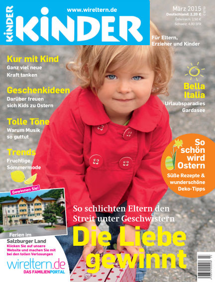 kinder! February 25, 2015 00:00