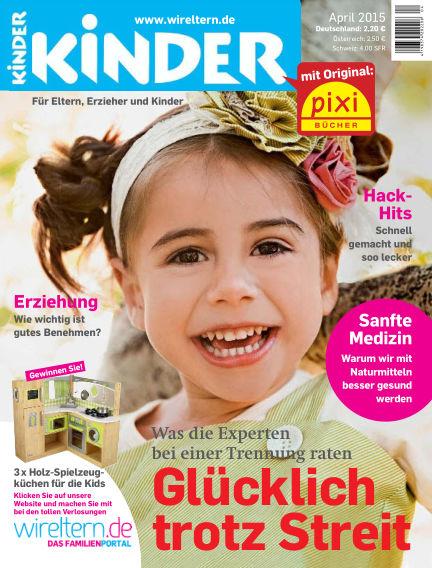 kinder! March 25, 2015 00:00