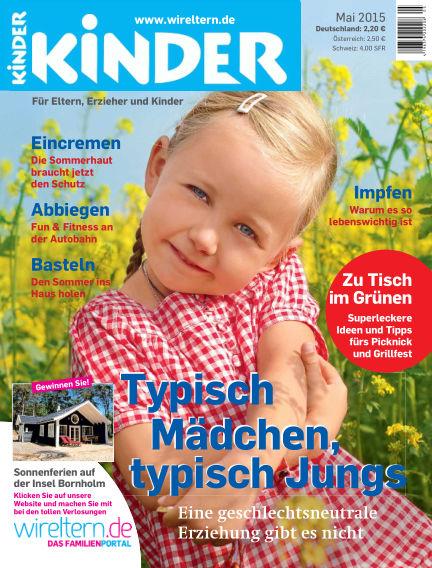 kinder! April 29, 2015 00:00
