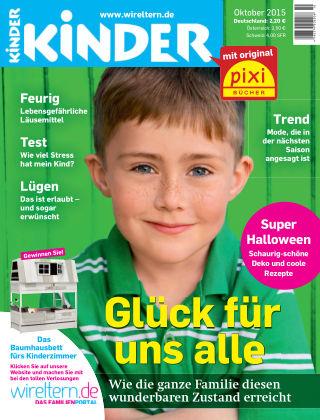 kinder! Oktober 2015