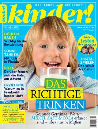 kinder! November 2015
