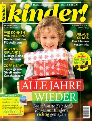 kinder! Dezember 2015