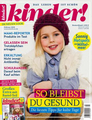 kinder! Januar 2016