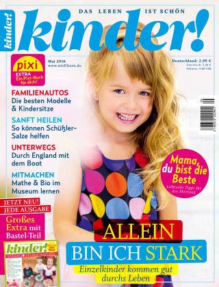 kinder! Mai 2016