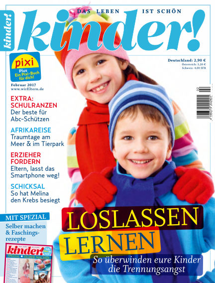 kinder! January 26, 2017 00:00