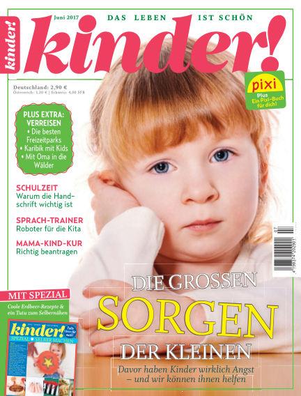 kinder! May 24, 2017 00:00