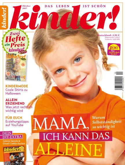 kinder! September 21, 2017 00:00