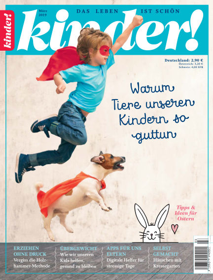 kinder! February 28, 2019 00:00