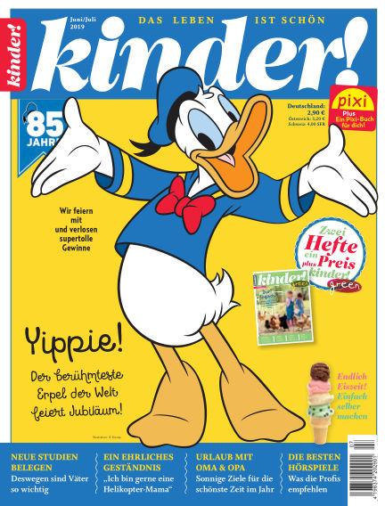 kinder! June 06, 2019 00:00