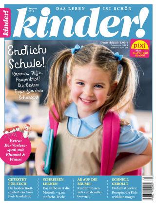 kinder! 8/19
