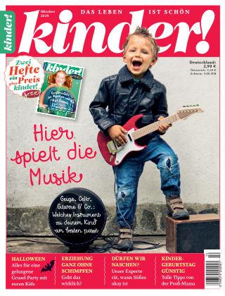 kinder! 10/2019