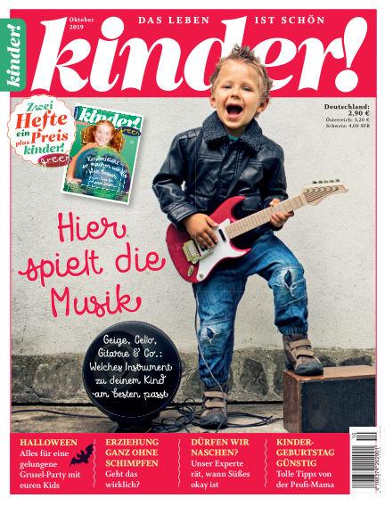 kinder! September 26, 2019 00:00