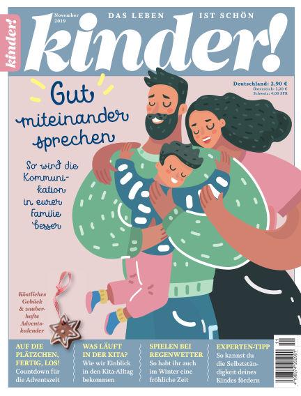 kinder! October 30, 2019 00:00