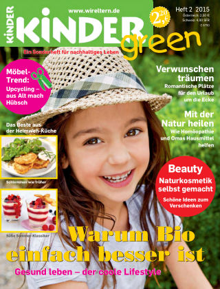 KiNDER green Herbst 2015
