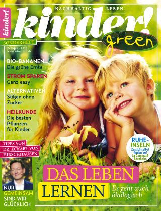 KiNDER green 1/2016