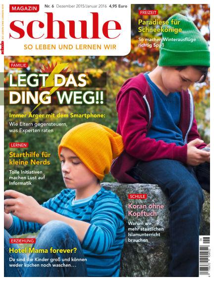 Magazin SCHULE November 17, 2015 00:00