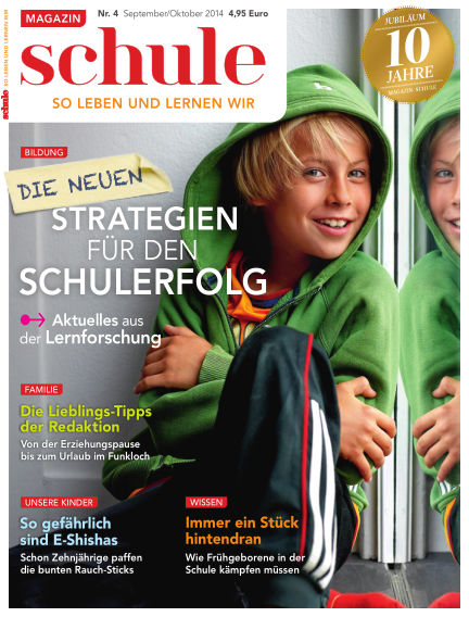 Magazin SCHULE August 08, 2014 00:00
