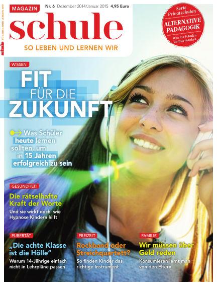 Magazin SCHULE November 18, 2014 00:00