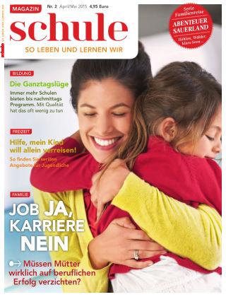 Magazin SCHULE 2/2015
