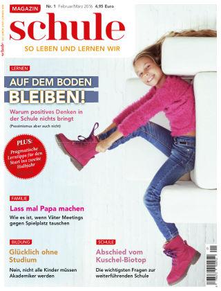 Magazin SCHULE 1/2016
