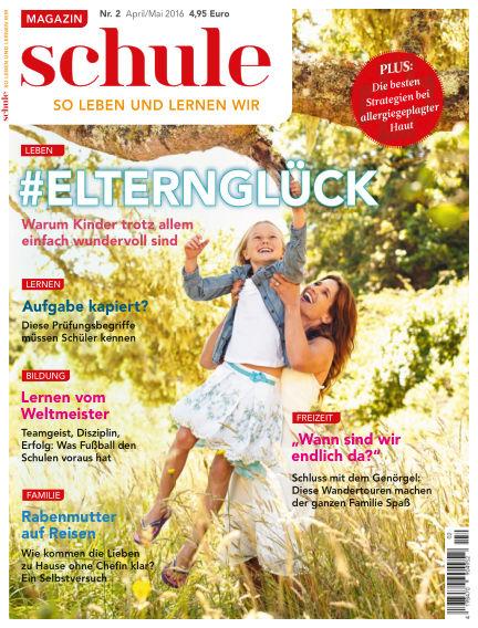 Magazin SCHULE March 01, 2016 00:00