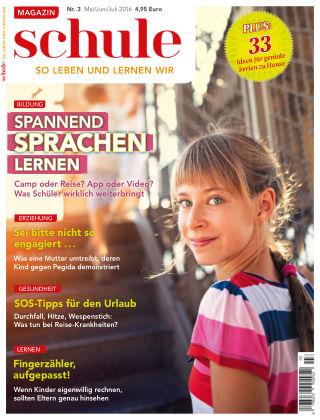 Magazin SCHULE 3/2016