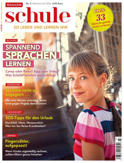 Magazin SCHULE April 26, 2016 00:00