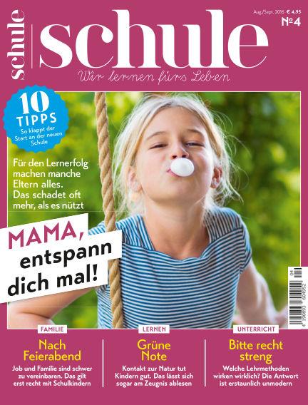 Magazin SCHULE August 16, 2016 00:00