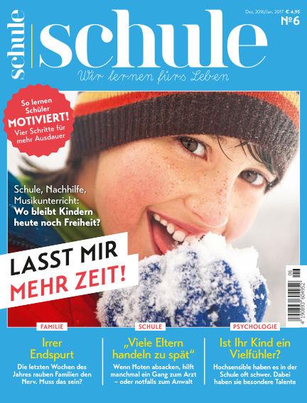 Magazin SCHULE November 08, 2016 00:00
