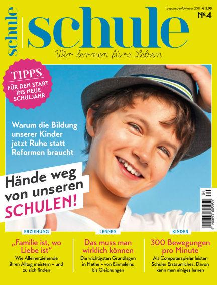 Magazin SCHULE August 22, 2017 00:00