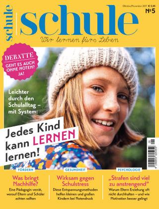 Magazin SCHULE 5/2017