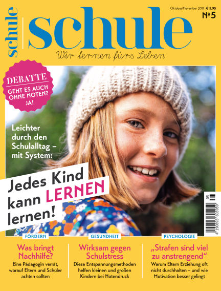 Magazin SCHULE October 04, 2017 00:00