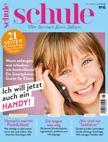 Magazin SCHULE November 21, 2017 00:00