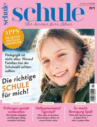 Magazin SCHULE 1/2018