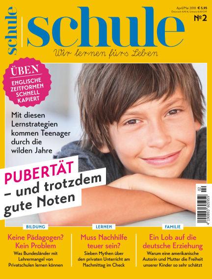 Magazin SCHULE March 14, 2018 00:00