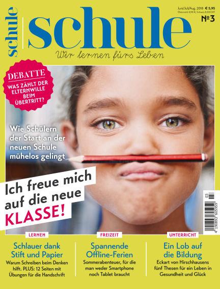 Magazin SCHULE May 16, 2018 00:00