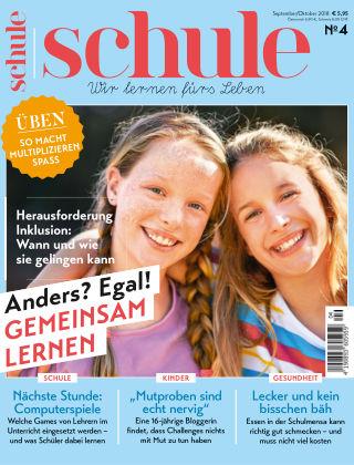 Magazin SCHULE 4/2018
