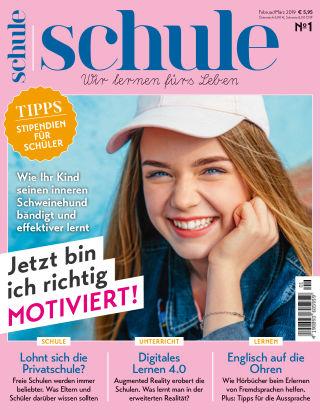Magazin SCHULE 1/2019