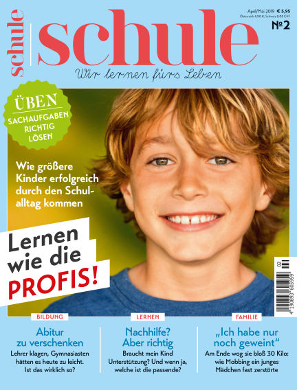 Magazin SCHULE March 14, 2019 00:00