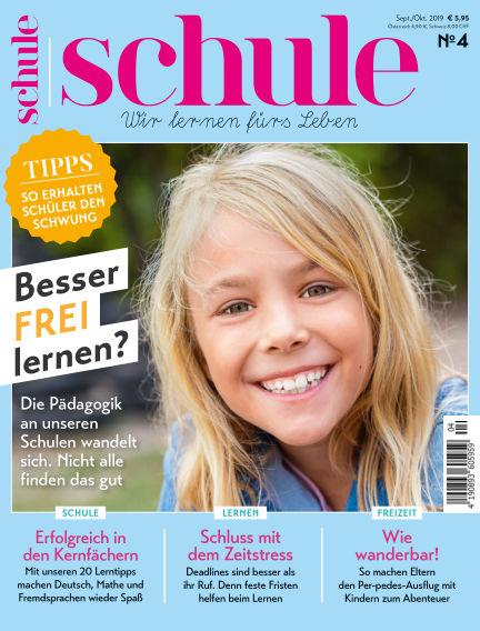 Magazin SCHULE August 22, 2019 00:00