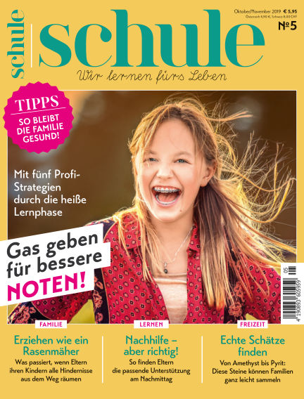 Magazin SCHULE October 17, 2019 00:00