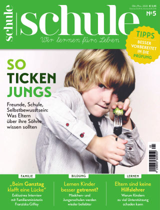 Magazin SCHULE 05/2020