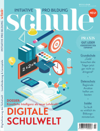 Magazin SCHULE 03/2021