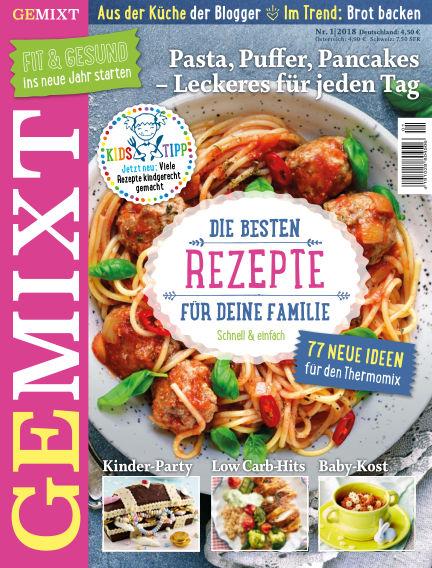 GEMIXT (eingestellt) December 28, 2017 00:00