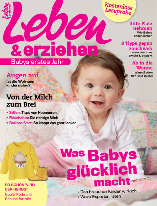 Leben & erziehen Sonderhefte BEJ 1/2019