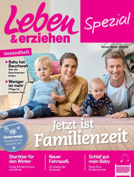 Leben & erziehen Sonderhefte September 23, 2019 00:00