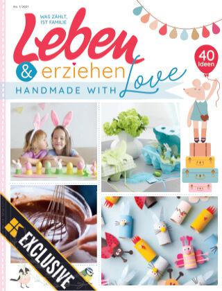 Leben & erziehen - für Familien mit Kindern Readly Exclusive 01/2021