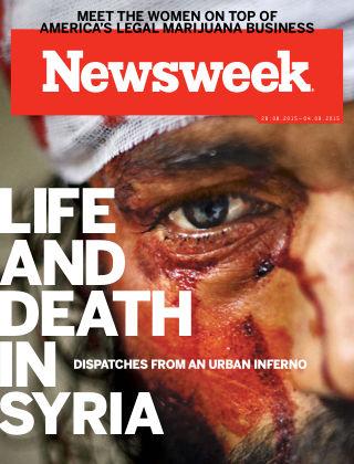 Newsweek Issue 35
