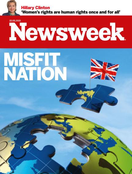 Newsweek May 15, 2015 00:00
