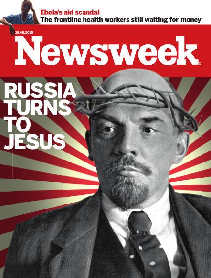 Newsweek May 22, 2015 00:00